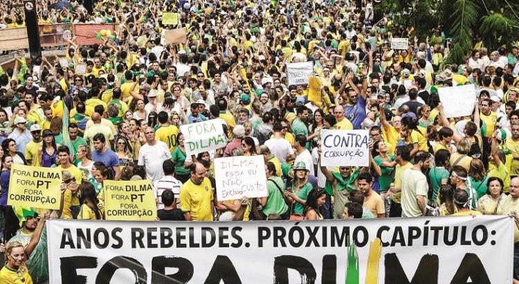 Crisis en Brasil: ¿Fora Dilma?