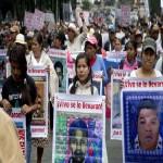 Mexico: Los estudiantes de Ayotzinapa, a un año de su desaparición.