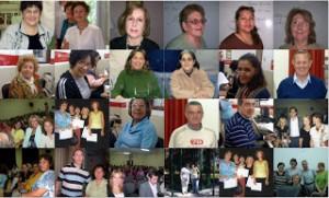 Alumnos que han concurrido a nuestro programa