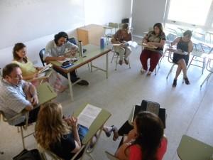 Circulo de lectura Laudato Si 3er encuentro (2)