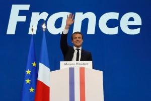 Macron president