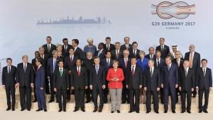 Cumbre G20 Hamburg 2017