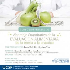 abordaje cualitativo de la evaluacion alimentaria - REDES