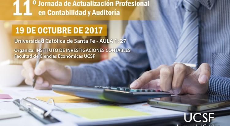 11º Jornada de Actualización Profesional en Cpntabilidad y Auditoría