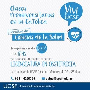 CLASES SALUD ROSARIO DICIEMBRE