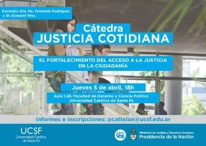Justicia Cotidiana Módulo 3