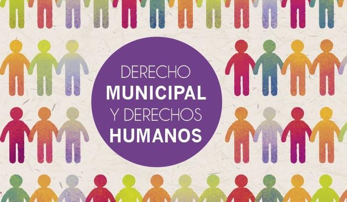 DERECHO MUNICIPAL Y DERECHOS HUMANOS - AVISO