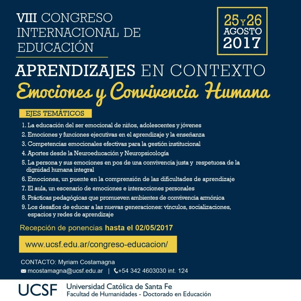 REDES - CONGRESO INTERNACIONAL DE EDUCACIÓN