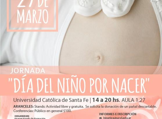 DIA DEL NIÑO POR NACER- FACEBOOK