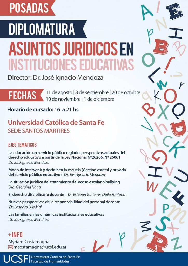 MAILING POSADAS- DIPLOMATURA EN ASUNTOS JURIDICOS