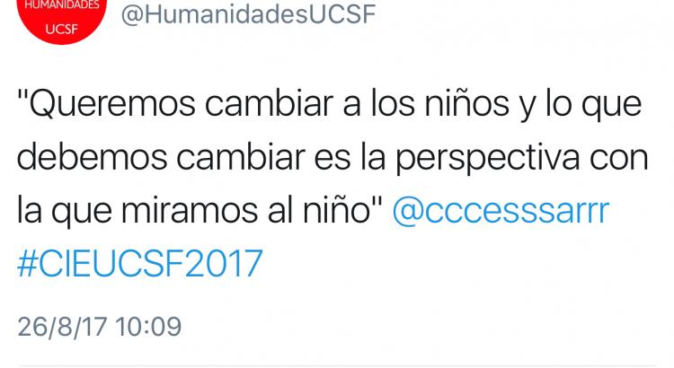 #CIEUCSF2017