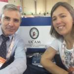 Prof. Dr. Pablo S. Blesa Aledo Vicerrector de Relaciones Internacionales y Comunicación Universidad Católica de Murcia