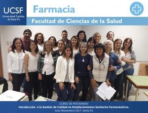 foto curso de postgrado - farmacia