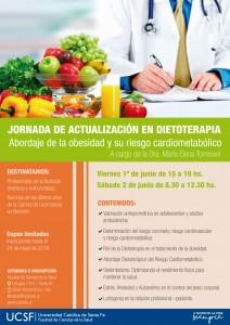 JORNADA DE ACTUALIZACIÓN EN DIETOTERAPIA