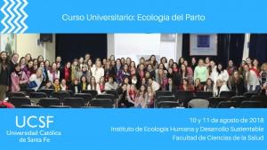 Ecología del Parto foto institucional