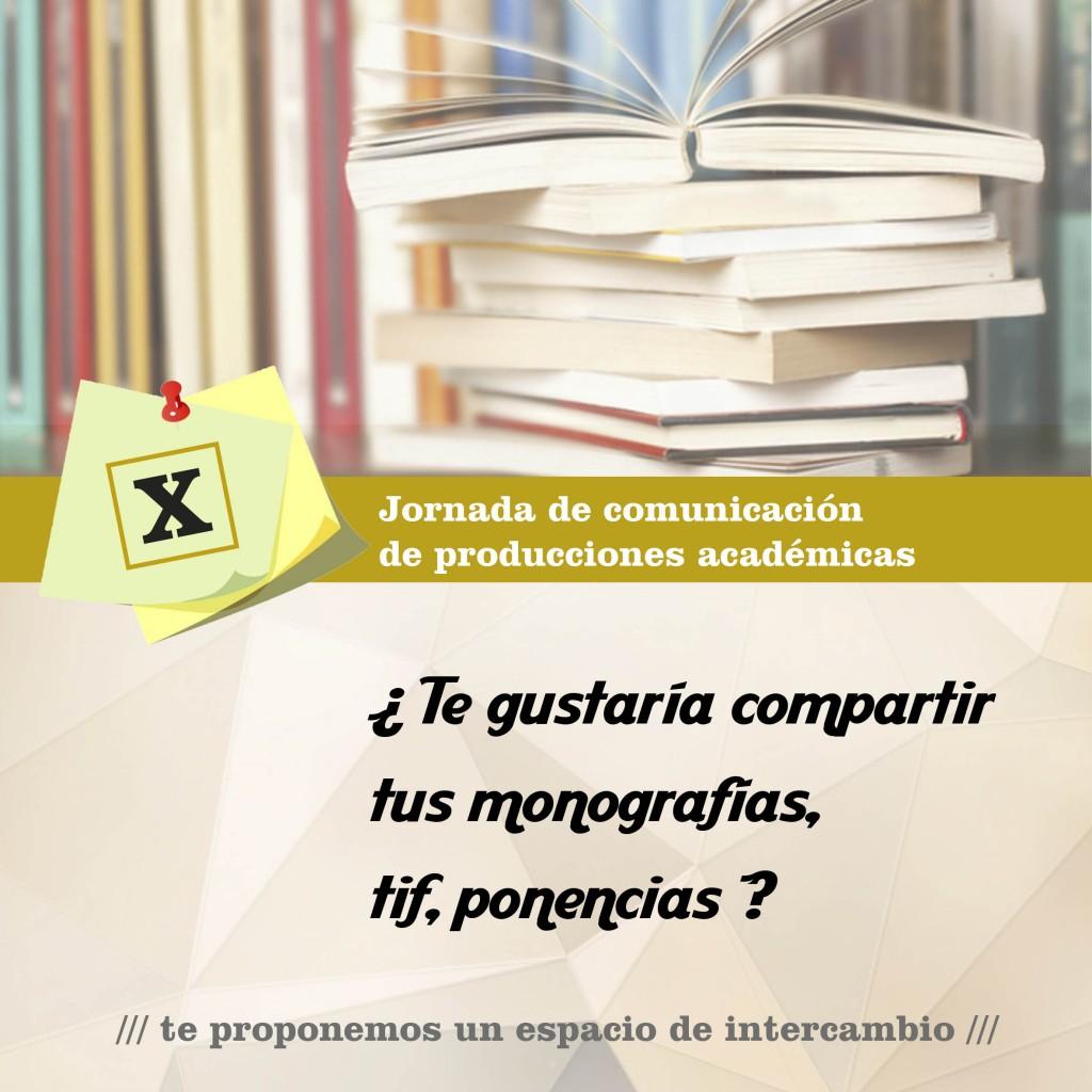 REDES - X JORNADA DE COMUNICACION