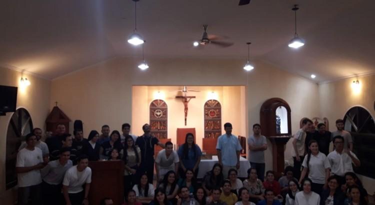 Misa por los estudiantes Posadas2