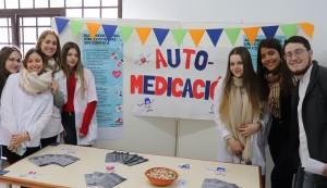 Viernes Saludables - Automedicación