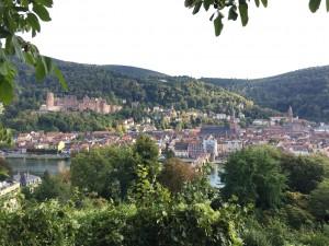 Casco histórico Heidelberg