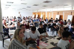 Workshop de los alumnos de DI Sede Santa Fe y Rosario