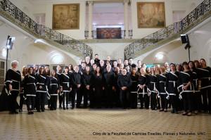 Coro de la Facultad de Ciencias Exactas, Físicas y Naturales de la Universidad Nacional de Córdoba