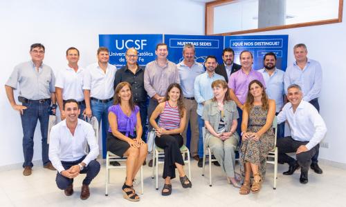Programa Alta Gerencia - UCSF