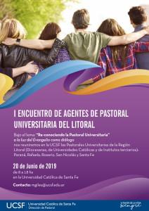 ENCUENTRO DE AGENTES DE PASTORAL UNIVERSITARIA