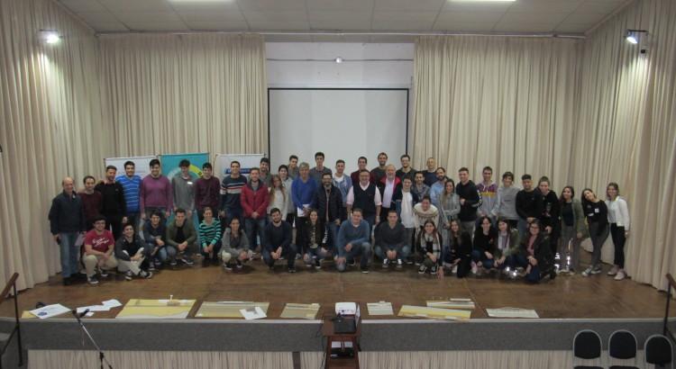 Participantes 6ºwokshop ucsf-utn