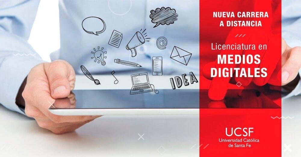 Licenciatura en Medios Digitales