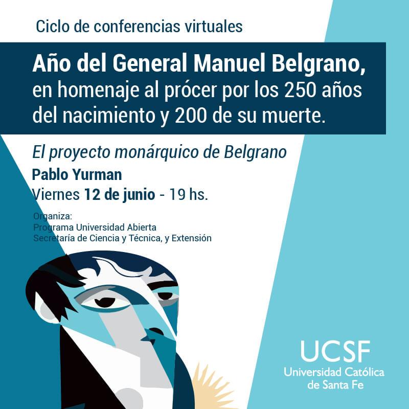 Ciclo de Charlas - Año del Gral. Belgrano